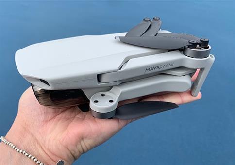 DJI Mavic Mini 12MP QHD Quadrocopter
