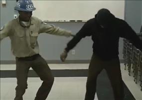 Auch Weiße können tanzen