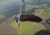 Panne beim Drachenfliegen
