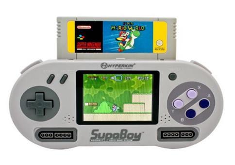 Supaboy - SNES Portable zocken