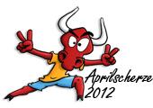 Die besten Aprilscherze zum 1. April 2012