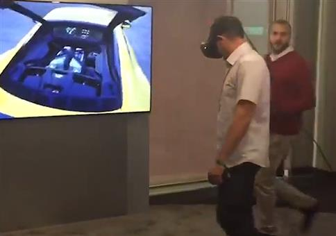 VR: Dive into the engine