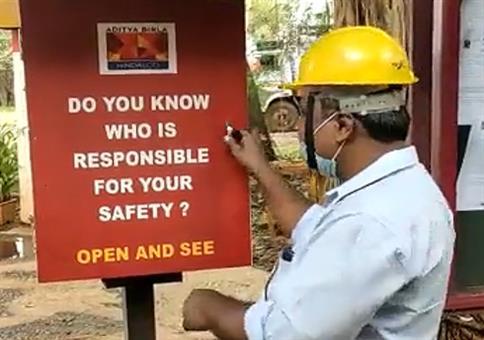Am Arbeitsplatz: Wer ist verantwortlich für deine Sicherheit?