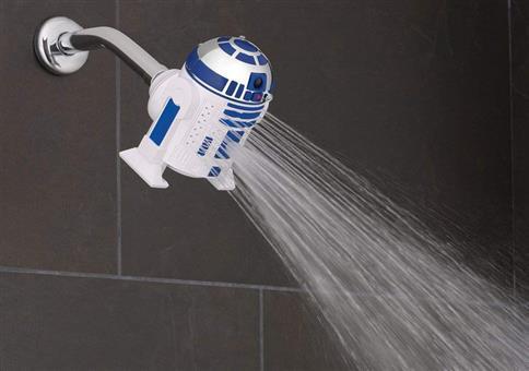 R2-D2 Duschkopf