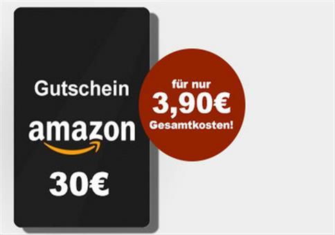 HAMMER: 30€ geschenkt für 3,90€ Einsatz!