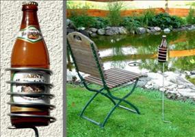 Bierflaschenhalter