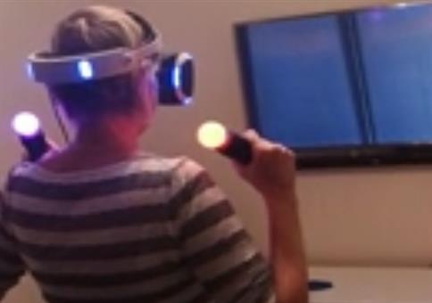 VR is nix für die Omma