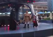 Junge Jedi-Anwärterin entscheidet sich für die dunkle Seite