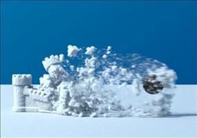 Schnee Simulation