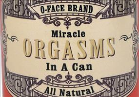 Orgasmus in der Dose