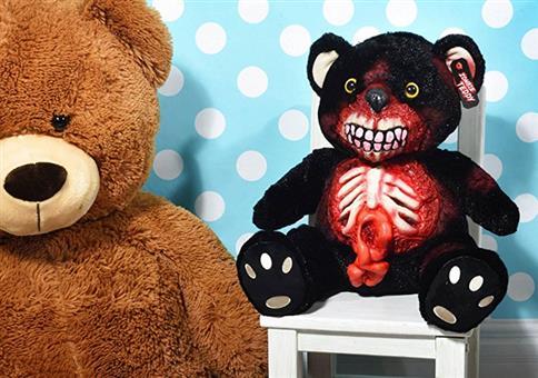Der Zombie Teddy