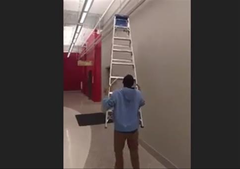 Tutorial: Wie verwendet man eine Leiter