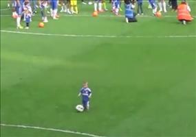 Der kleinste Fußballer der Welt