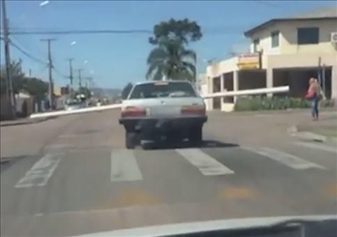 Ein verdammt langes Rohr mit dem Auto transportieren