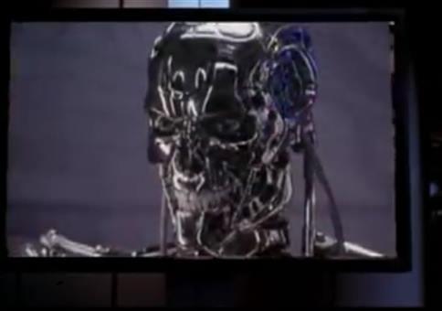 Gelöschte Szene aus Terminator 3