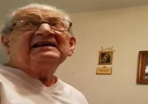 Wenn dein Opa vergessen hat wie alt er ist