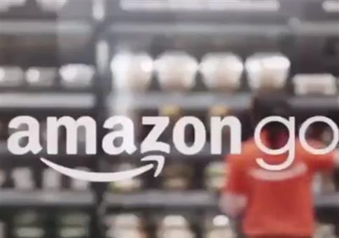 Amazon Go - Looting Edition