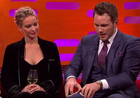 Chris Pratts epischer Kartentrick - FAIL