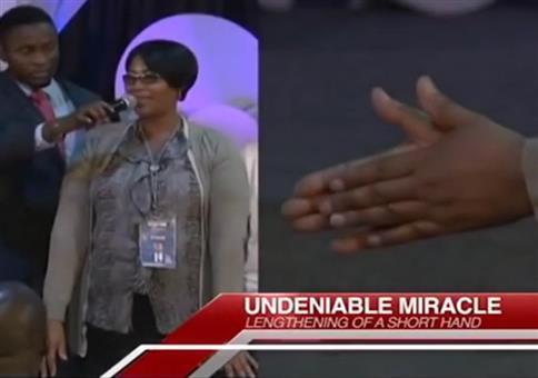 Das Wunder der wachsenden Hand