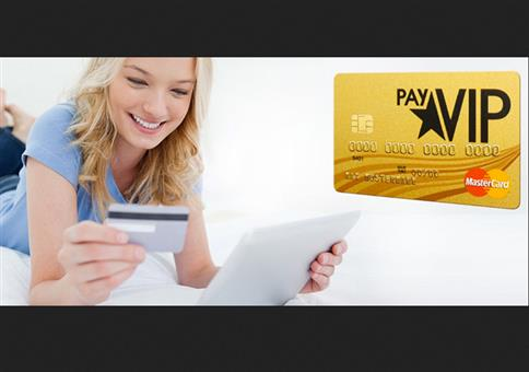 payVIP Mastercard Gold + 30€ Amazon.de Gutschein