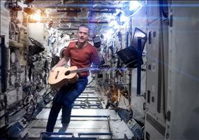 Space Oddity - Das erste Musikvideo von der ISS