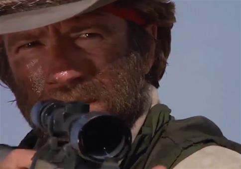 Chuck Norris Sniper Fail Compilation