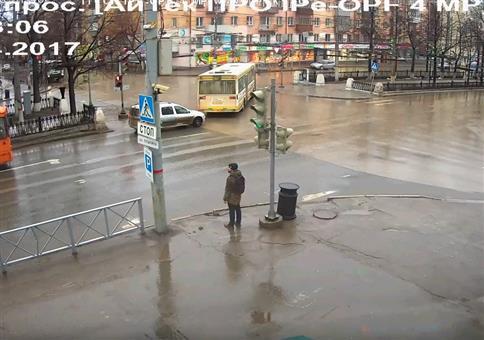 Neulich im russischen Straßenverkehr