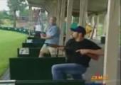 Schüsse auf Golfplatz