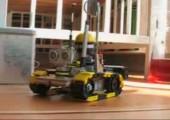 Wall Drummer Robot
