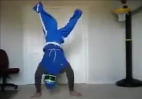 Breakdance lernen in unter 1 Minute