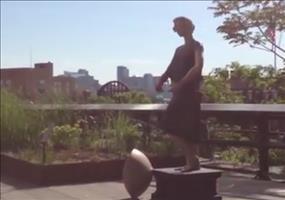 Das Experiment mit der Statue