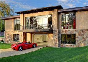 Die wahrscheinlich luxuriöseste Garage der USA