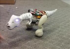 T-Rex Roboter
