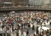 Michael Jackson Flashmob