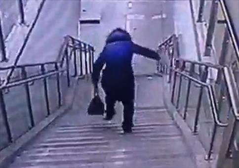 Weltrekord im Treppe runterrennen