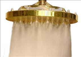 Duschkopf aus Gold für 9.970 Euro