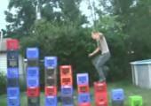 Getränkekasten Stunt