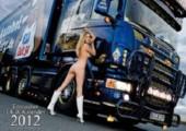 Geschenktipp: Erotischer LKW Kalender 2012