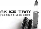 Geschenktipp: Frozen Bullets – Eiswürfelform