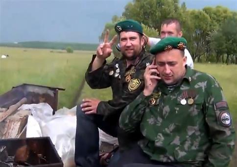 Russische Unimog-Grilltour mit den Kumpels