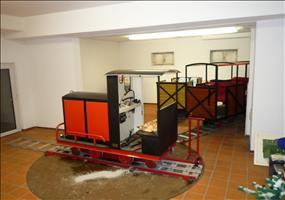 Eisenbahn für zu Hause für 150.000 Euro