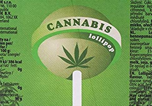 Cannabis Lollipops