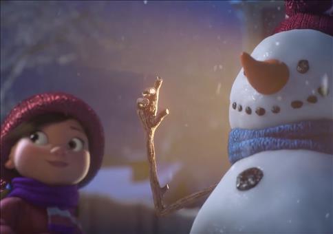 Lily und der Schneemann