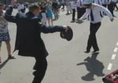Russischer Polizei Jumpstyle