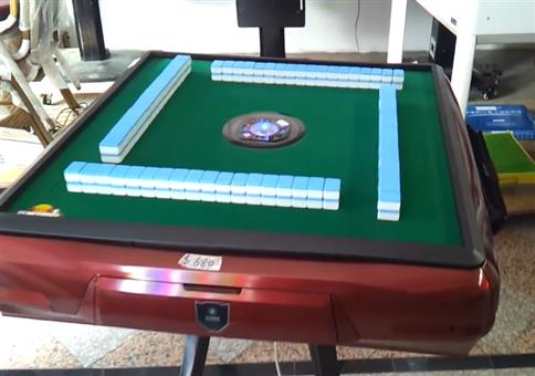 Faszinierende Funktion sweise eines Mahjong Tisches