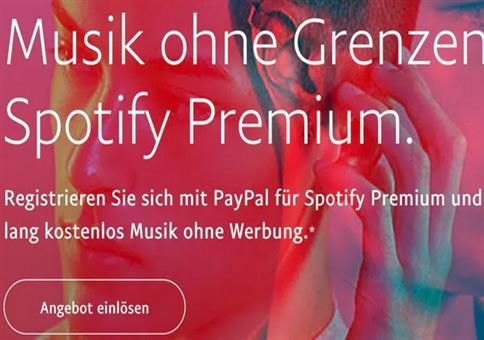 3 Monate Spotify Premium Angebot komplett gratis