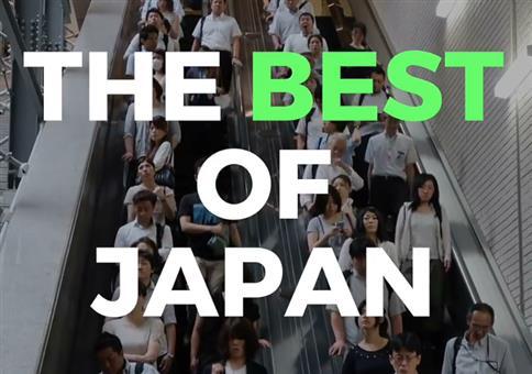 Was an Japan so toll ist? Der selbstverständliche Respekt!