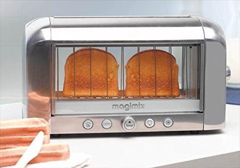 Ein durchsichtiger Toaster!!!