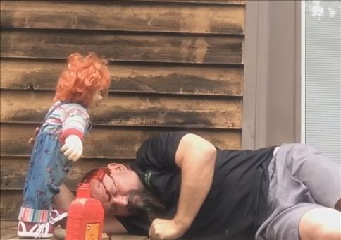 Von Chucky gekillt