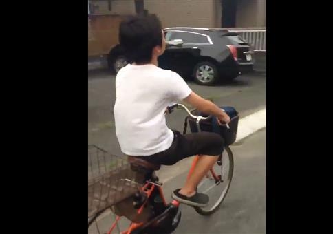 Fahrradfahren mit Geräuschbonus